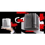 Osvěžovač vzduchu OXY-GEN F1S - Antivandal