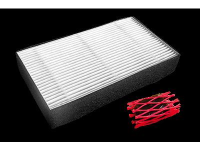 Náhradní HEPA filtr + ZS gel do osoušeče rukou R1.1 - sada