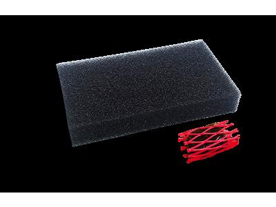 Náhradní pěnový filtr + ZS gel do osoušeče rukou R1.1 - sada