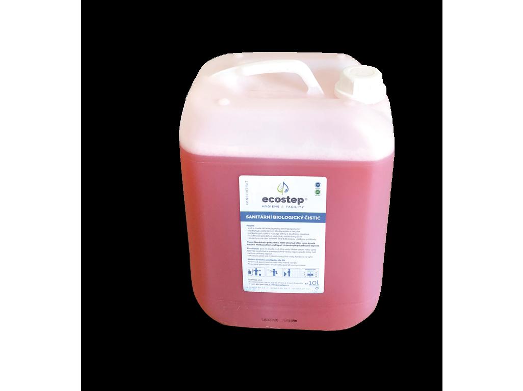 Biologický sanitární čistič 10l - kanystr
