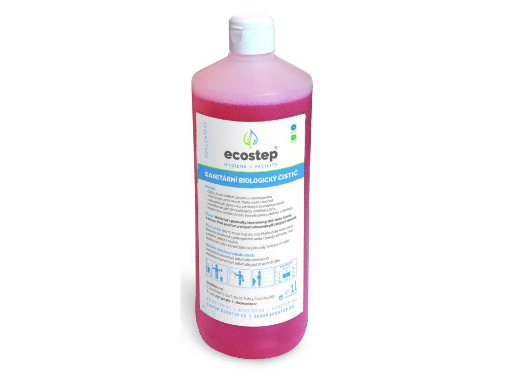 Biologický sanitární čistič 1l
